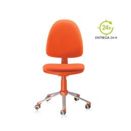 Silla de escritorio juvenil Flax Naranja