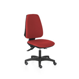 Silla de escritorio adapta Eco sin brazos